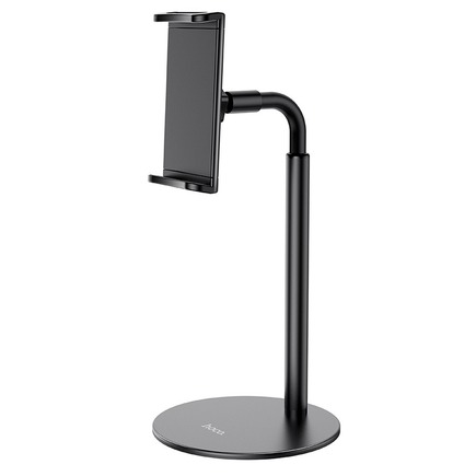 """Stolní držák pro tablet nebo telefon nastavitelný HOCO Excelence PH30 ( 4,7"""" - 10"""" ) černý"""