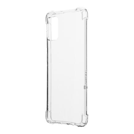 Tactical TPU Plyo Pouzdro pro Samsung Galaxy A41 průsvitné