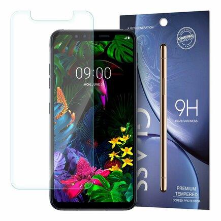 Tempered Glass tvrzené sklo 9H LG G8s ThinQ