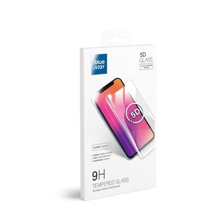 Tvrzené sklo Blue Star 5D Samsung Galaxy S7 Edge (full glue/case friendly) - černé
