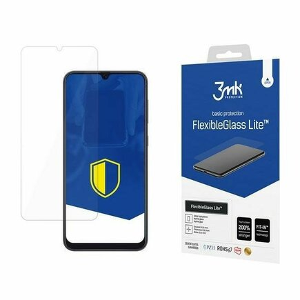 3MK FlexibleGlass Lite Samsung A50 A505 hybridní sklo