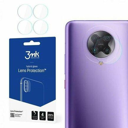 3MK Lens Protect Xiaomi Poco F2 Pro Ochrana na objektiv kamery 4ks