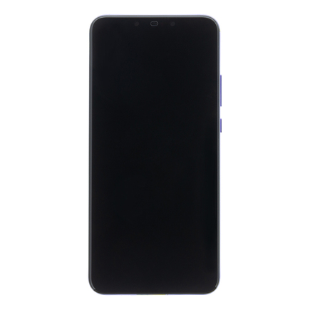 Nova 3 LCD Display + Dotyková Deska + Přední Kryt černý (Service Pack)