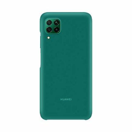Original Ochranné pouzdro pro Huawei P40 Lite zelené (EU Blister)