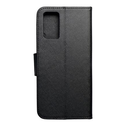 Pouzdro Fancy Book Samsung Note 20 černé