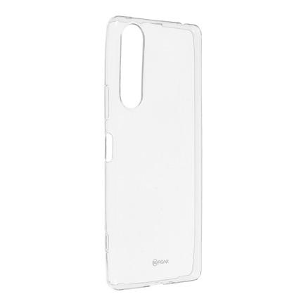 Pouzdro Jelly Roar Sony Xperia 1 II průsvitné