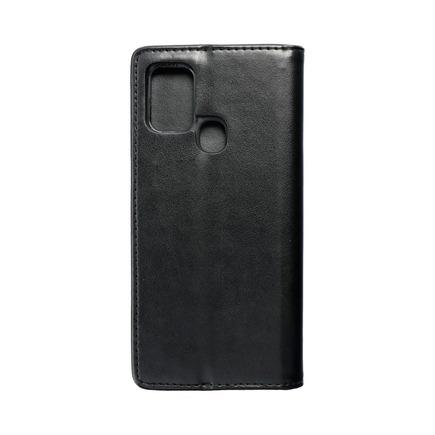 Pouzdro Magnet Book pro Samsung Galaxy A21S černé