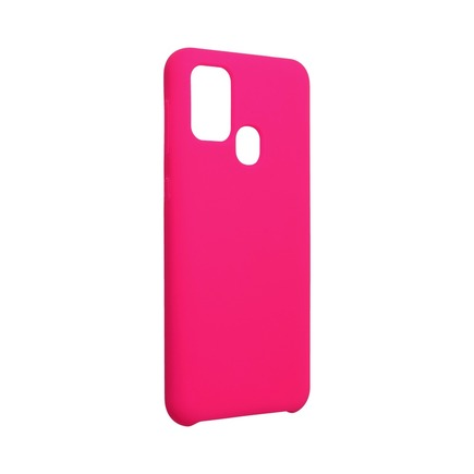 Pouzdro Silicone Samsung Galaxy M31 růžové