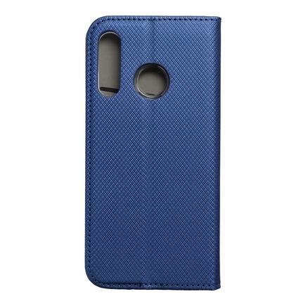 Pouzdro Smart Case book Huawei P30 Lite tmavě modré