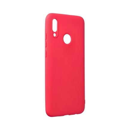 Pouzdro Soft Huawei P Smart 2019 červené