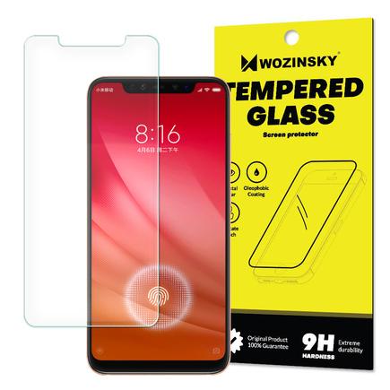 Tempered Glass tvrzené sklo 9H Xiaomi Mi 8 Pro (balení - obálka)