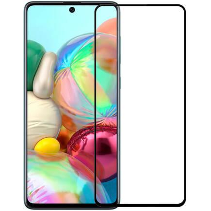 Tvrzené Sklo 2.5D CP+ PRO černé pro Samsung Galaxy A71
