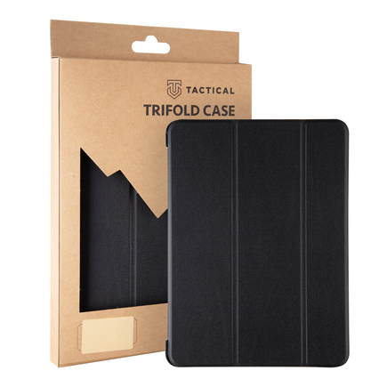 Book Tri Fold Pouzdro pro iPad Air 2019 černé