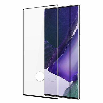 Dux Ducis 3D Tempered Glass zakulacené tvrzené sklo 9H na celý displej s rámem Samsung Galaxy Note 20 Ultra černé (case friendly)