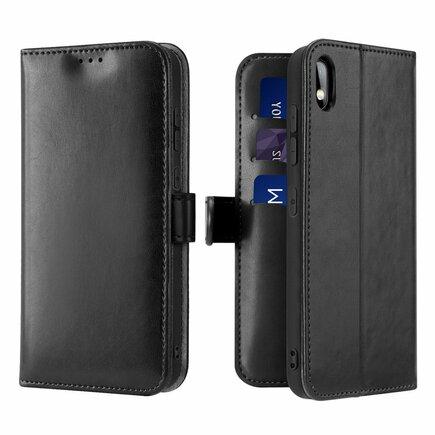 Kado pouzdro s klapkou Samsung Galaxy A10 černé