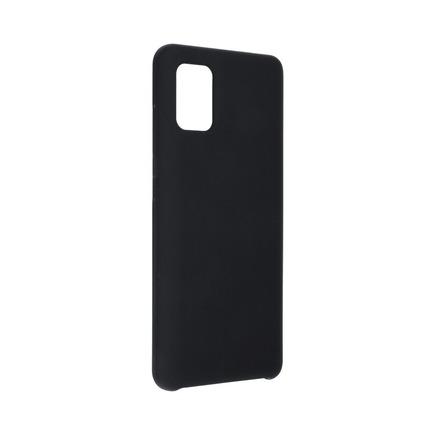 Pouzdro Forcell Silicone Samsung Galaxy A52 5G / A52 LTE ( 4G ) černé