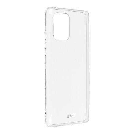 Pouzdro Jelly Roar Samsung Galaxy S10 Lite průsvitné