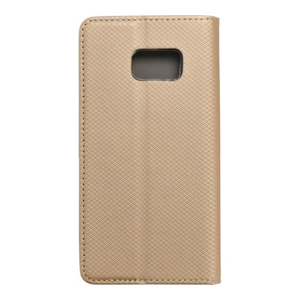 Pouzdro Smart Case book Samsung Galaxy S7 (G930) zlaté