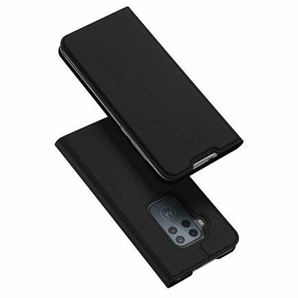 Skin Pro pouzdro s klapkou Motorola One Zoom černé