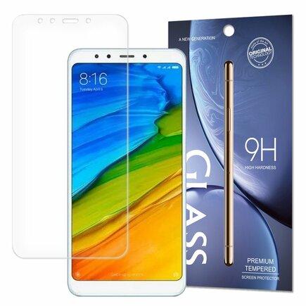 Tempered Glass tvrzené sklo 9H Xiaomi Redmi Note 5 (dual camera) / Xiaomi Redmi Note 5 Pro